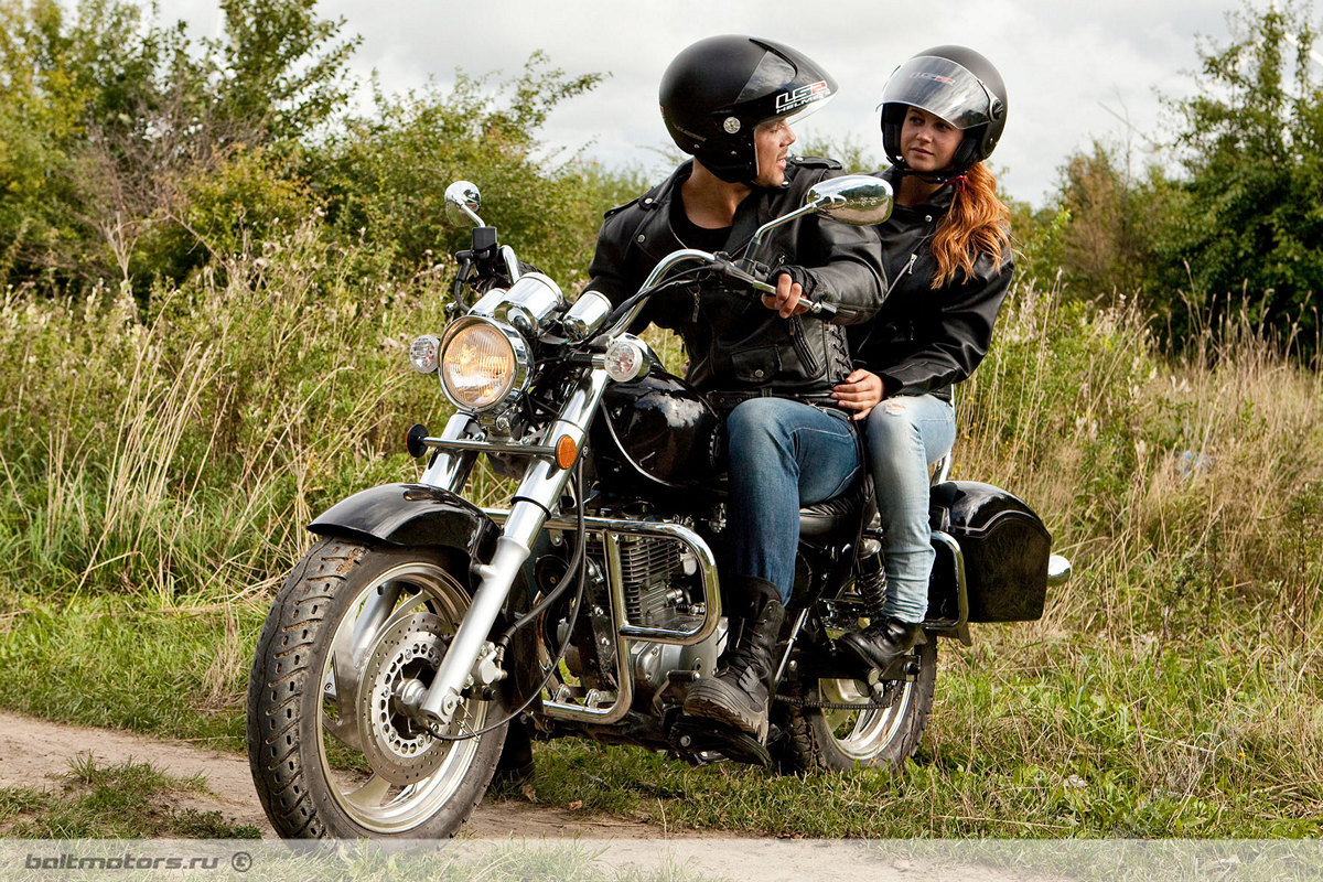 Обзор мотоцикла Baltmotors Classic 200